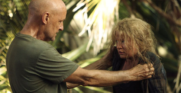 Photo de John Locke, personnage fictif de la série